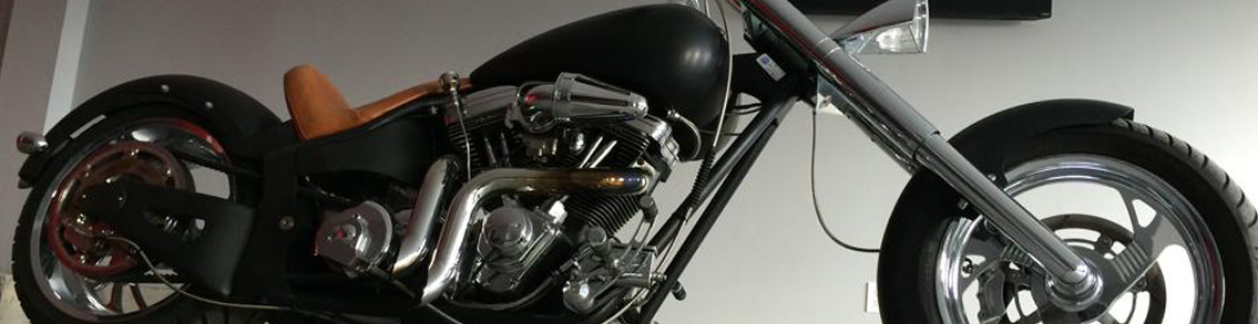 Custom Cycles and painting